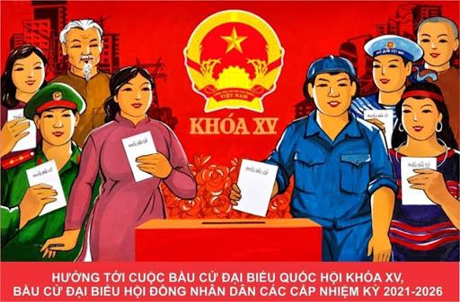 Chủ tịch Quốc hội Vương Đình Huệ: Không để mỗi điểm bỏ phiếu thành nơi lây nhiễm - Ảnh 2.