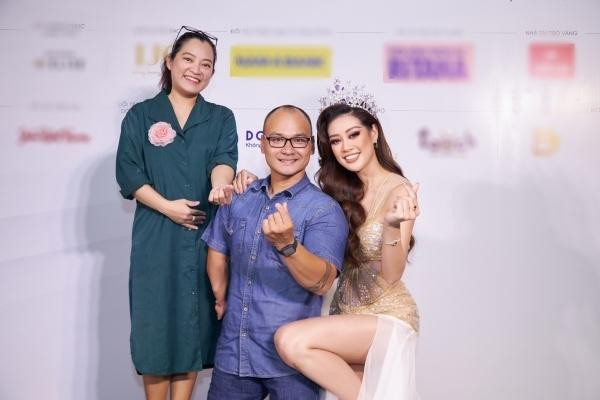 """Bất ngờ Khánh Vân được dự đoán đăng quang Miss Universe, """"vượt mặt"""" H'Hen Niê? - Ảnh 2."""