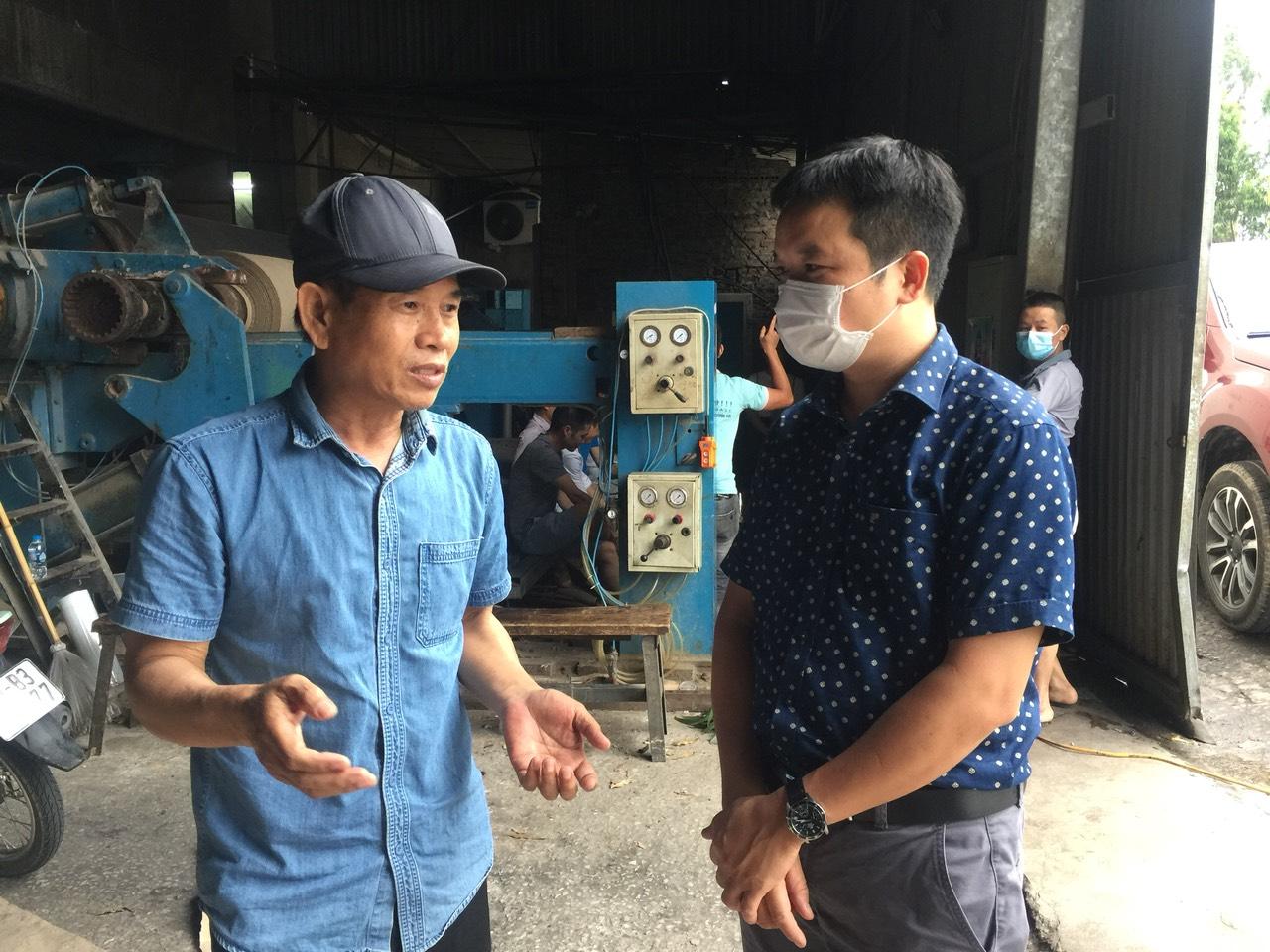 Bắc Ninh: Doanh nghiệp giấy Phú Lâm, Phong Khê hết thời kiếm lợi nhuận kếch xù từ xả thải độc hại ra môi trường - Ảnh 1.