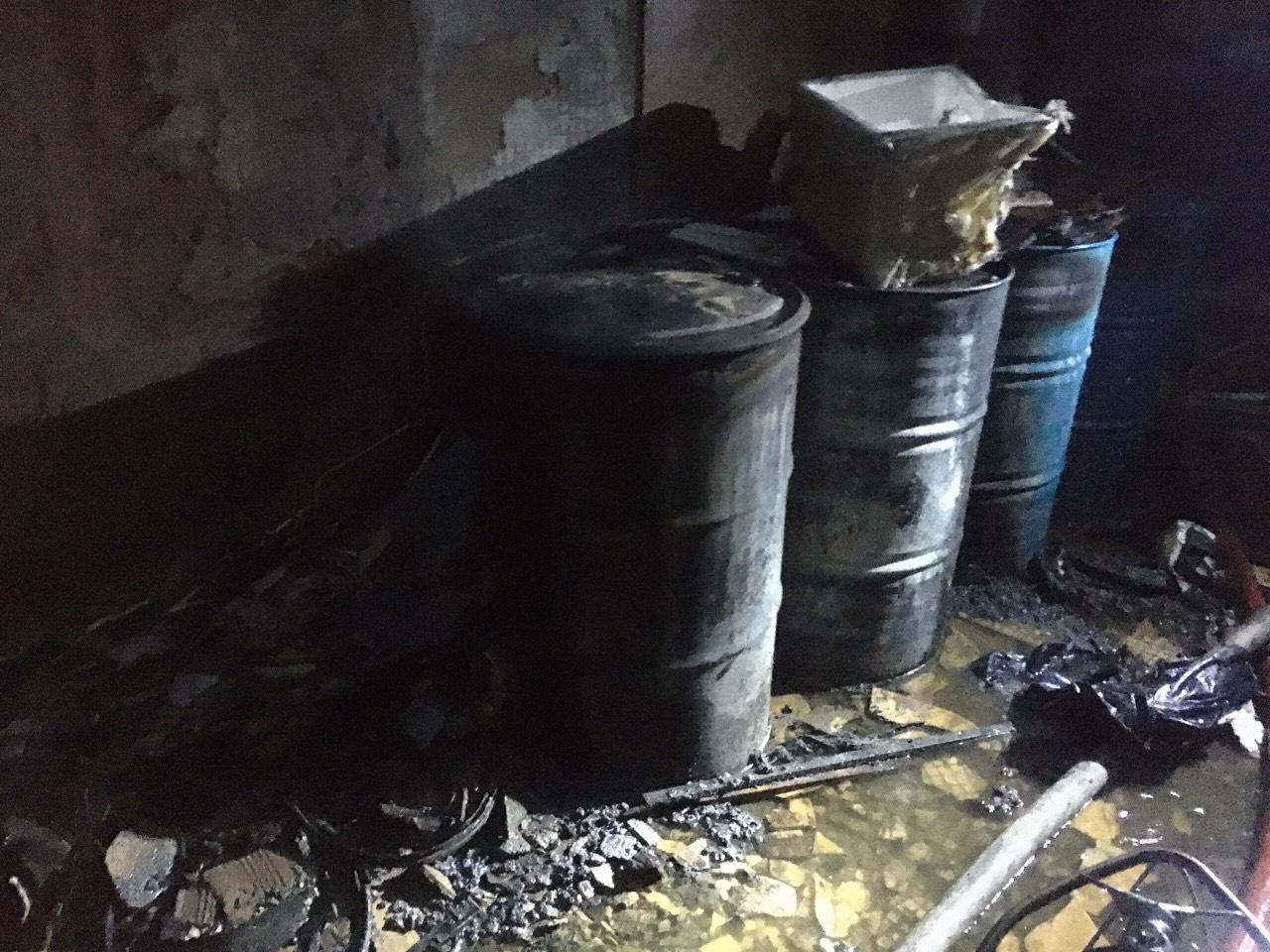 ẢNH-CLIP: Hiện trường bên trong căn nhà cháy làm 8 người chết ở TP.HCM - Ảnh 6.