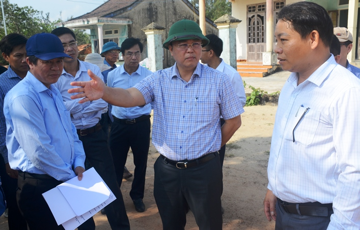 Quảng Nam: 20 dự án nào được phê duyệt với vốn đầu tư gần 6.500 tỷ đồng? - Ảnh 1.