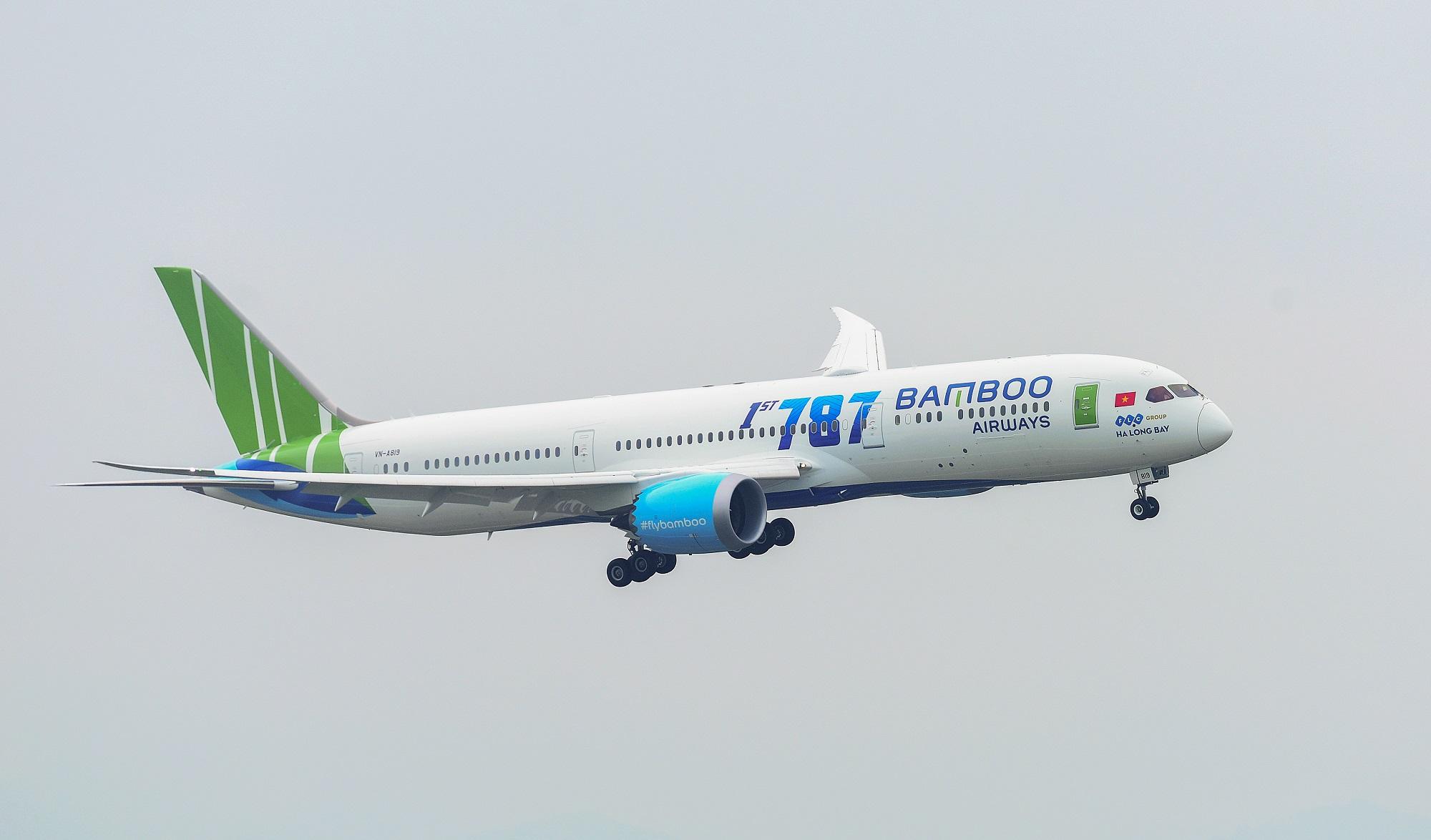 Bamboo Airways được cấp slot bay thẳng thường lệ tới hai sân bay tại bang California, Mỹ - Ảnh 1.