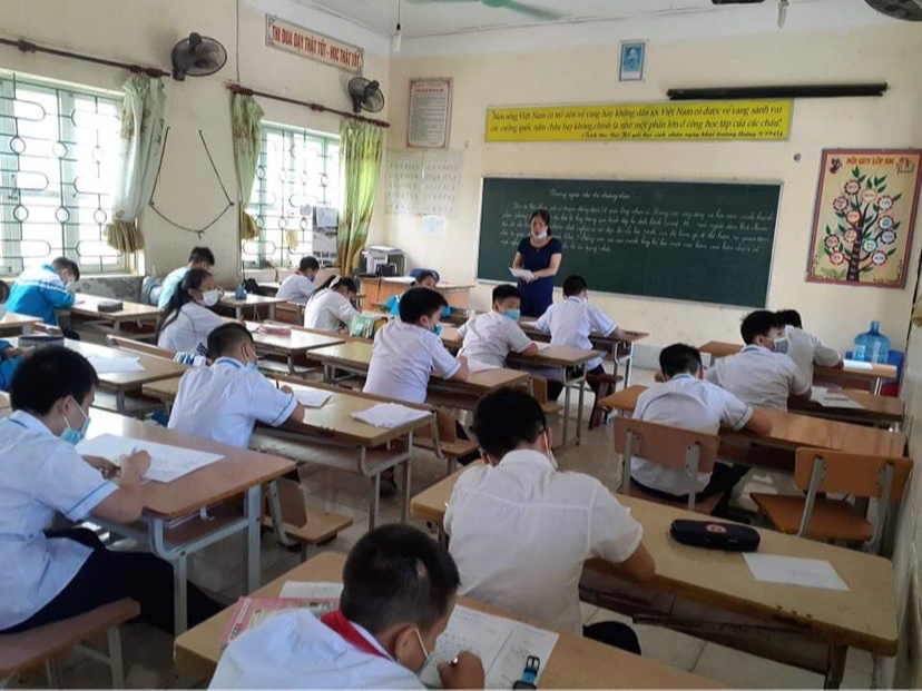 Điện Biên: Học sinh nghỉ học từ ngày 10-5 để phòng, chống dịch Covid-19   - Ảnh 1.