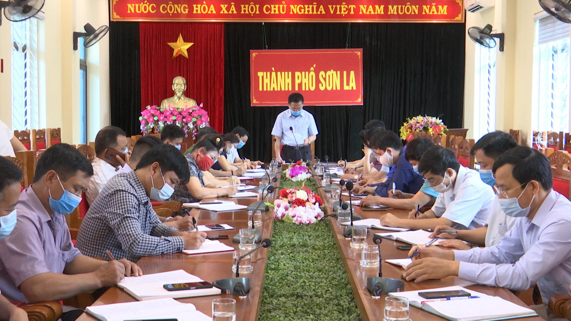 Tp.Sơn La quyết định dừng một số hoạt động kinh doanh và vui chơi giải trí vì dịch Covid-19 - Ảnh 1.