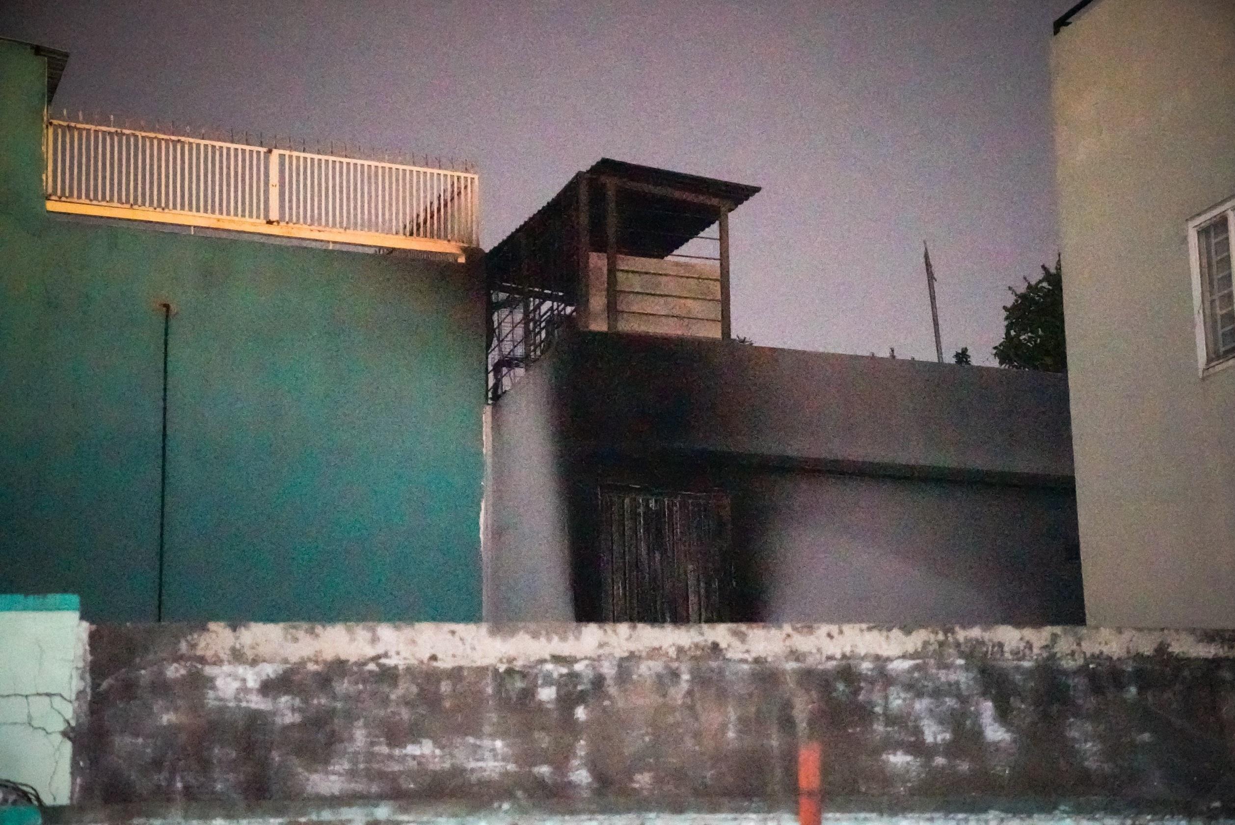 Nhân chứng vụ cháy làm 8 người chết ở TP.HCM: Các nạn nhân ở tầng 1 nên chạy ra không kịp - Ảnh 1.