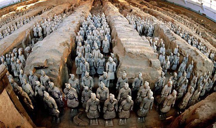 Trong lăng mộ Tần Thủy Hoàng có những cái bẫy chết người nào? - Ảnh 1.