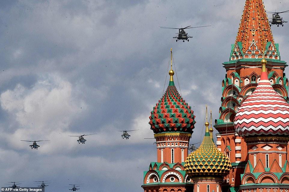 Nga khoe những vũ khí nguy hiểm nhất trong lễ duyệt binh kỷ niệm Ngày Chiến thắng  - Ảnh 1.