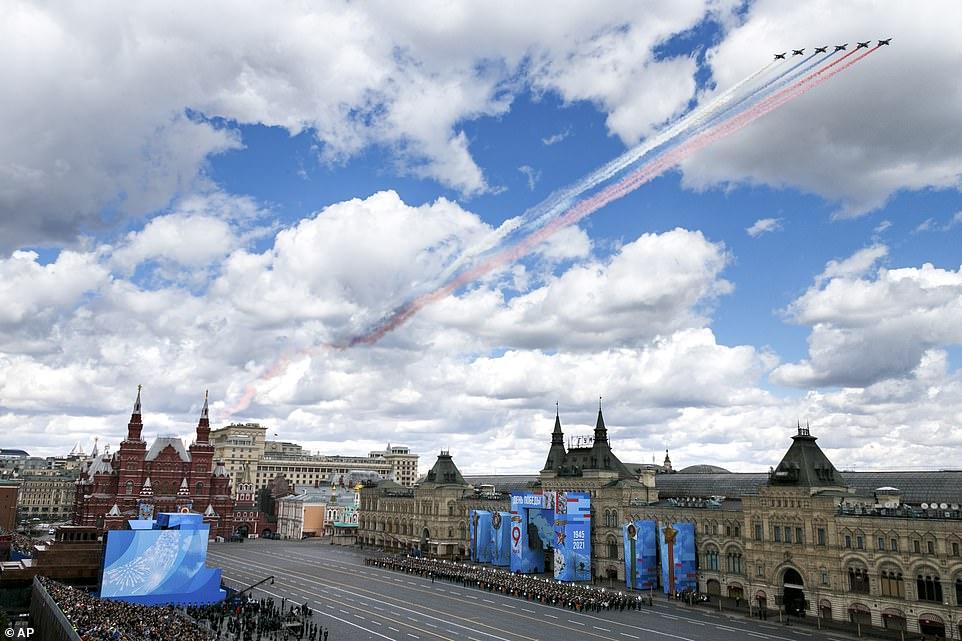 Nga khoe những vũ khí nguy hiểm nhất trong lễ duyệt binh kỷ niệm Ngày Chiến thắng  - Ảnh 6.