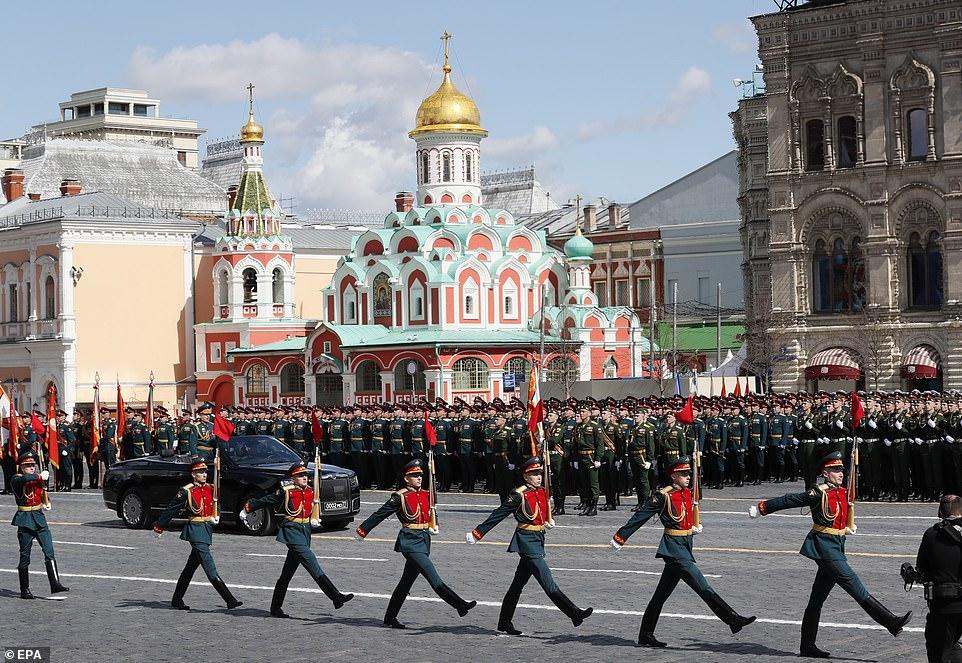 Nga khoe những vũ khí nguy hiểm nhất trong lễ duyệt binh kỷ niệm Ngày Chiến thắng  - Ảnh 7.
