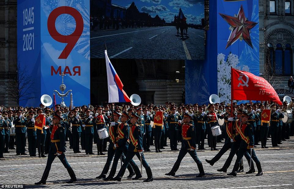 Nga khoe những vũ khí nguy hiểm nhất trong lễ duyệt binh kỷ niệm Ngày Chiến thắng  - Ảnh 8.