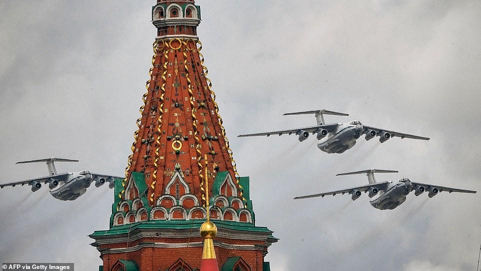 Nga khoe những vũ khí nguy hiểm nhất trong lễ duyệt binh kỷ niệm Ngày Chiến thắng  - Ảnh 5.