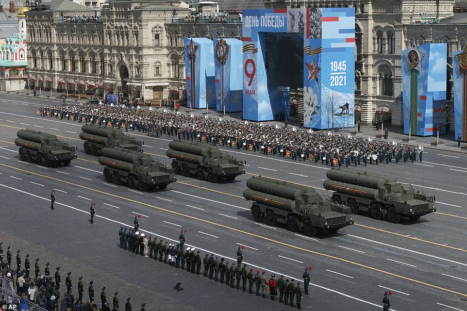 Nga khoe những vũ khí nguy hiểm nhất trong lễ duyệt binh kỷ niệm Ngày Chiến thắng  - Ảnh 3.