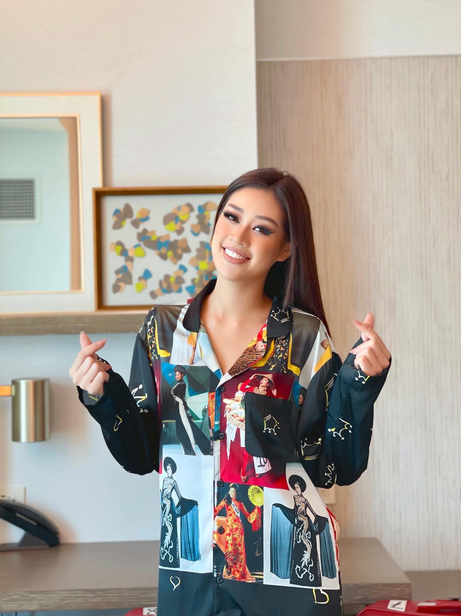 Hoa hậu Khánh Vân ghi điểm tại Miss Universe nhờ một hành động nhỏ - Ảnh 3.