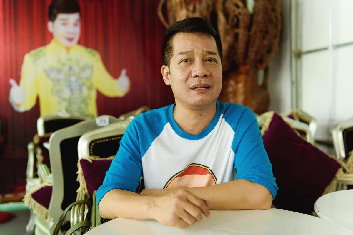 """""""Tôi chưa gặp Hoài Linh sau khi được mời tham gia Thách thức danh hài"""" - Ảnh 2."""