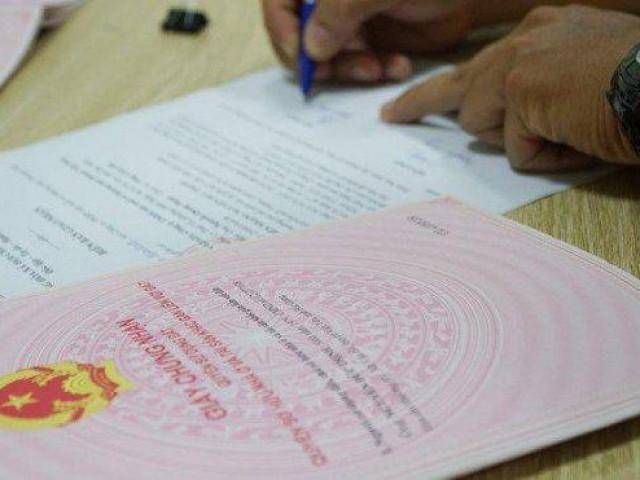3 khoản tiền phải nộp khi làm Sổ đỏ cho đất có giấy tờ năm 2021 - Ảnh 1.