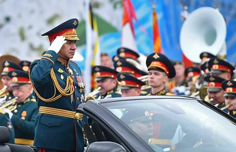 Nga rầm rộ diễu binh mừng Ngày Chiến thắng - Ảnh 3.