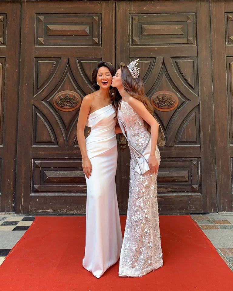 H'Hen Niê chi 22 triệu đồng để mua phiếu bầu cho Khánh Vân tại cuộc thi Hoa hậu Hoàn vũ - Ảnh 1.