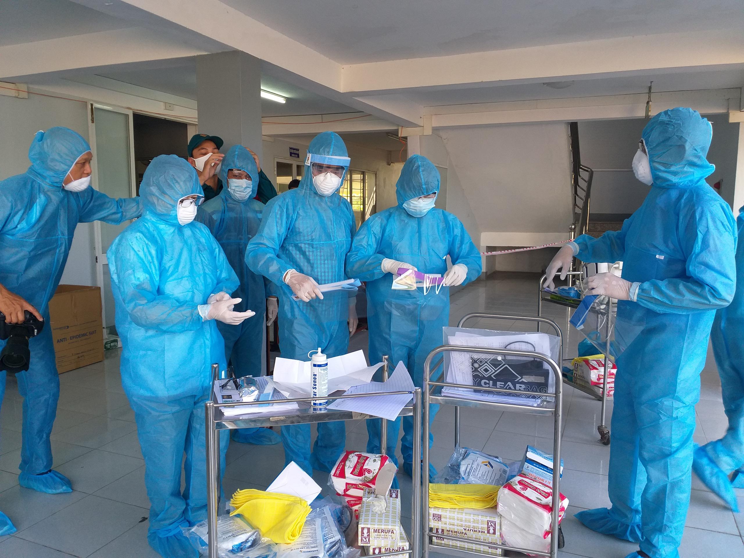 Thêm một ca nghi nhiễm Covid-19, Quảng Nam lập 7 chốt phòng chống dịch - Ảnh 4.