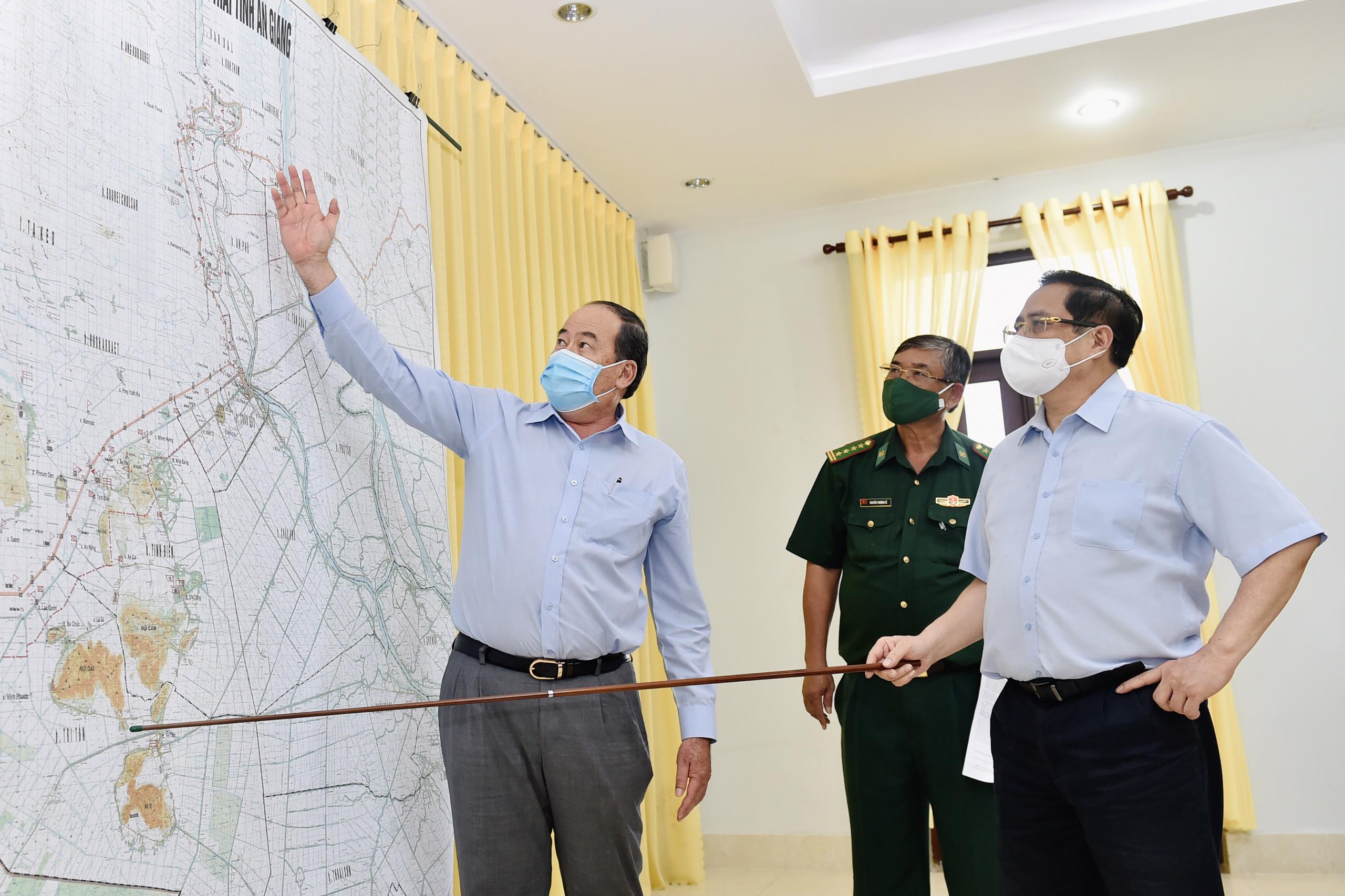 Thủ tướng Phạm Minh Chính: Dứt khoát xử lý người đứng đầu nếu để xảy ra dịch bệnh, trì trệ sản xuất do chủ quan - Ảnh 1.