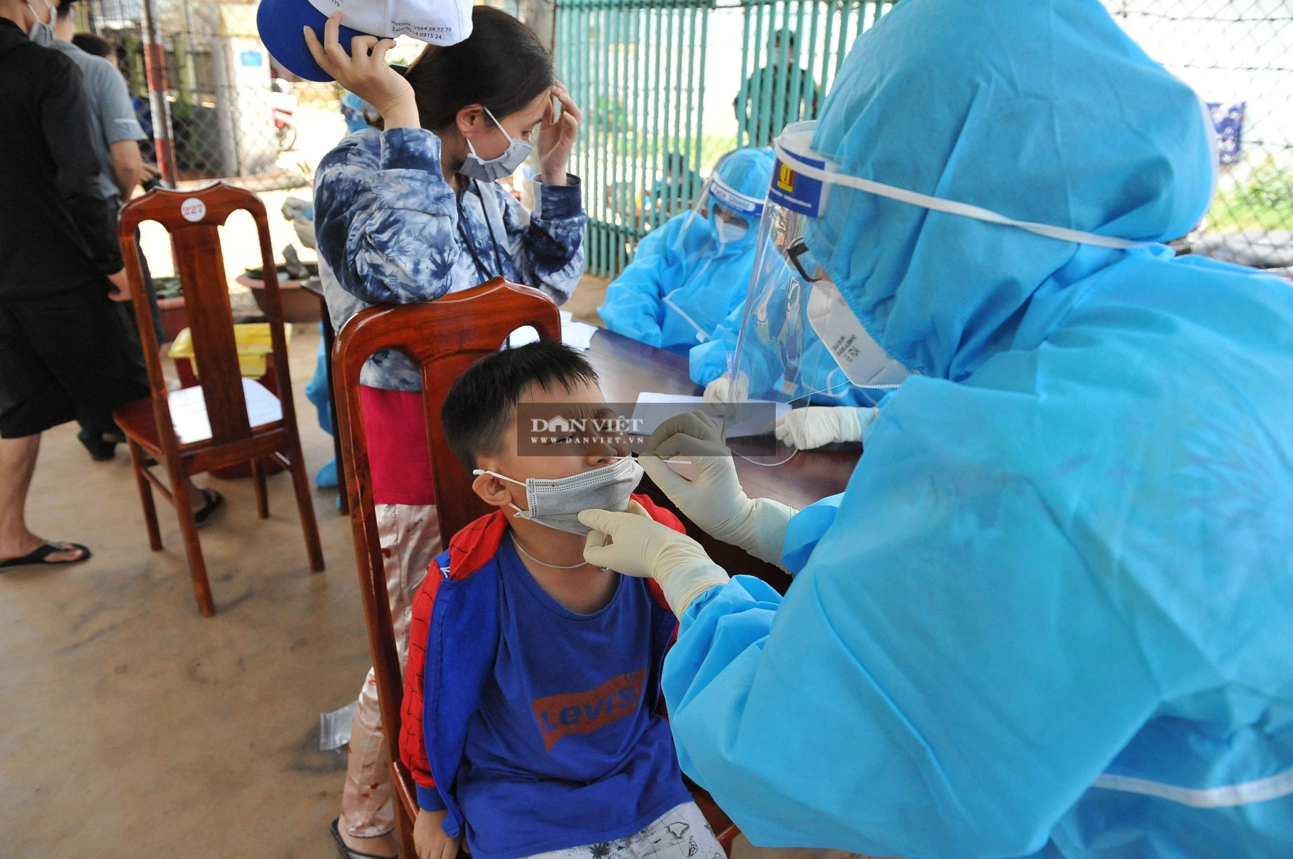 Đắk Lắk: Hàng trăm người phải cách ly vì F1 của ca bệnh 3237 từng đi đám cưới - Ảnh 1.