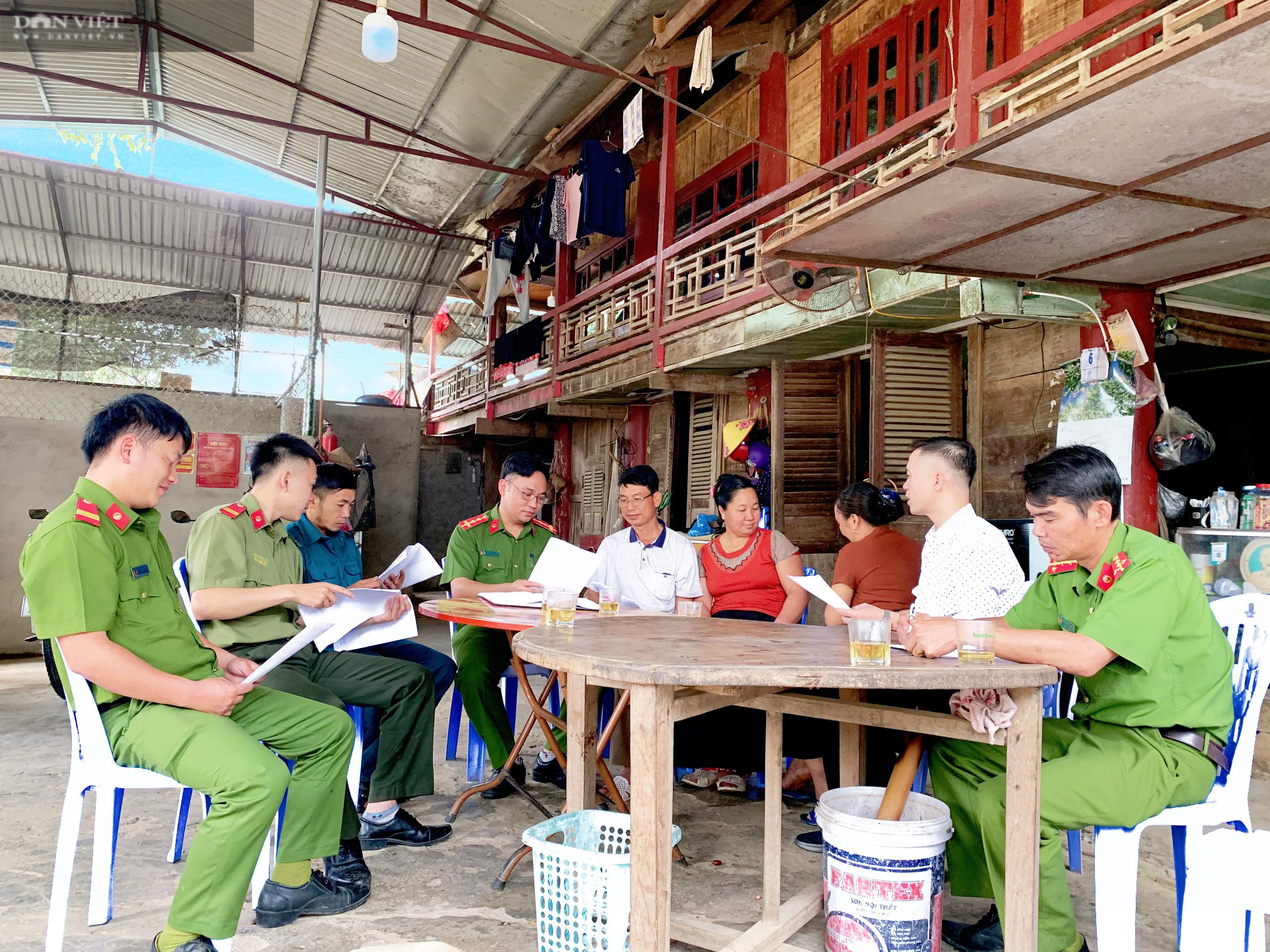 Lai Châu: Huyện Nậm Nhùn đảm bảo an ninh trật tự cho ngày hội lớn - Ảnh 1.