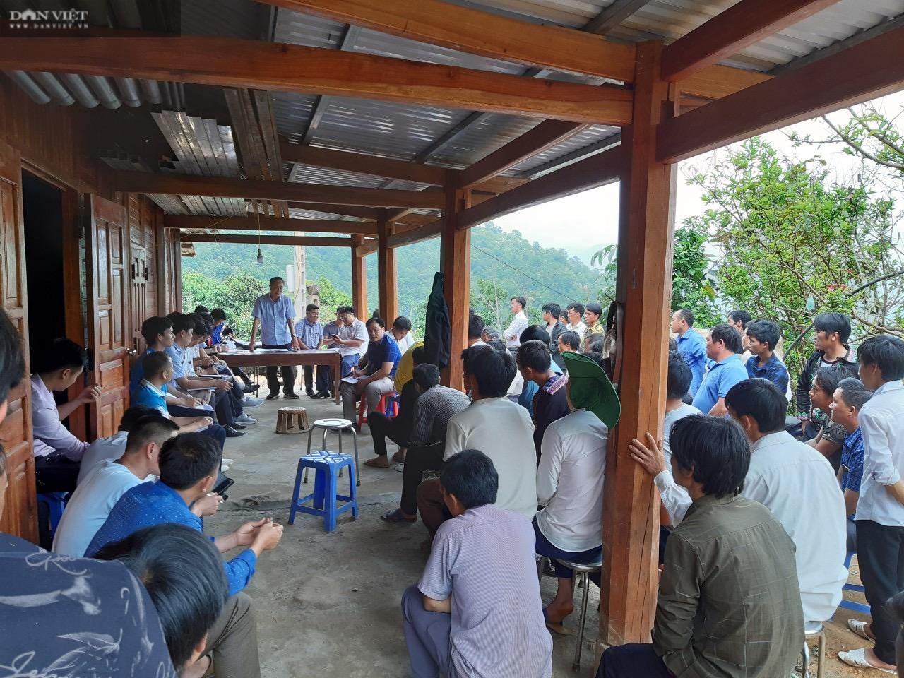 Lai Châu: Huyện Nậm Nhùn đảm bảo an ninh trật tự cho ngày hội lớn - Ảnh 3.