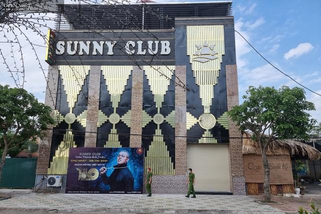 Chủ tịch UBND tỉnh Vĩnh Phúc thông báo chính thức thông tin từ quán Karaoke Sunny Phúc Yên - Ảnh 3.