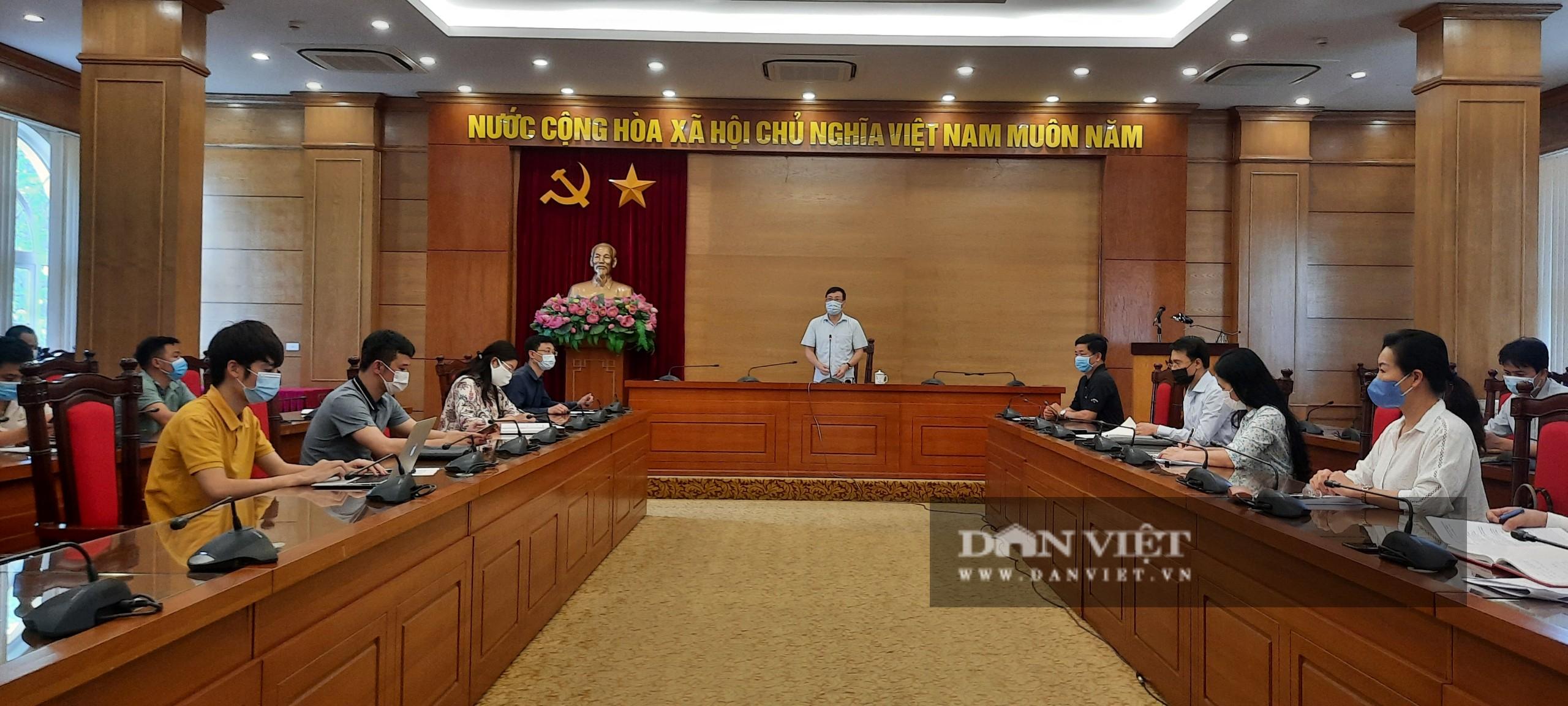 """Chủ tịch UBND tỉnh Vĩnh Phúc: """"Khi được công bố có dịch coi như là địa phương có chiến tranh"""" - Ảnh 2."""