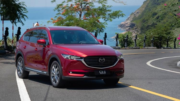 Sử dụng một thời gian, chủ xe Mazda CX-8 đánh giá thẳng thật - Ảnh 1.