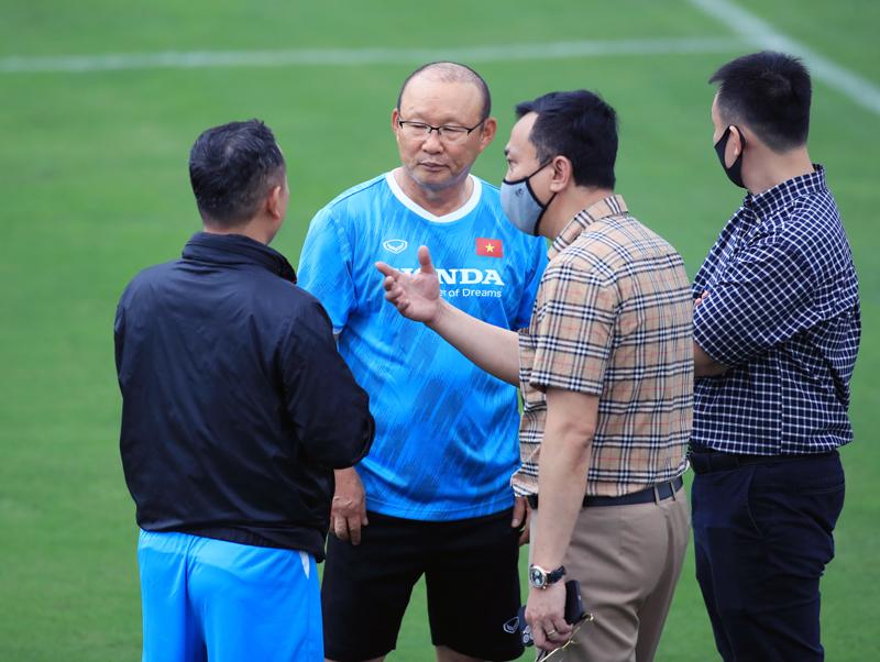 """Quế Ngọc Hải """"lộ"""" mục tiêu ĐT Việt Nam tại vòng loại World Cup - Ảnh 6."""