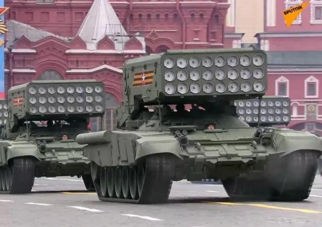 Nga rầm rộ diễu binh mừng Ngày Chiến thắng - Ảnh 7.