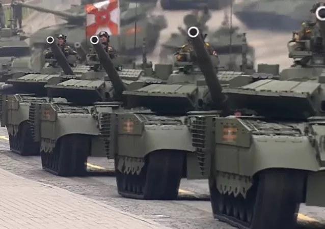 Màn duyệt binh rầm rộ, khoe vũ khí không thể hoành tránh hơn của Nga kỷ niệm Ngày Chiến thắng - Ảnh 10.