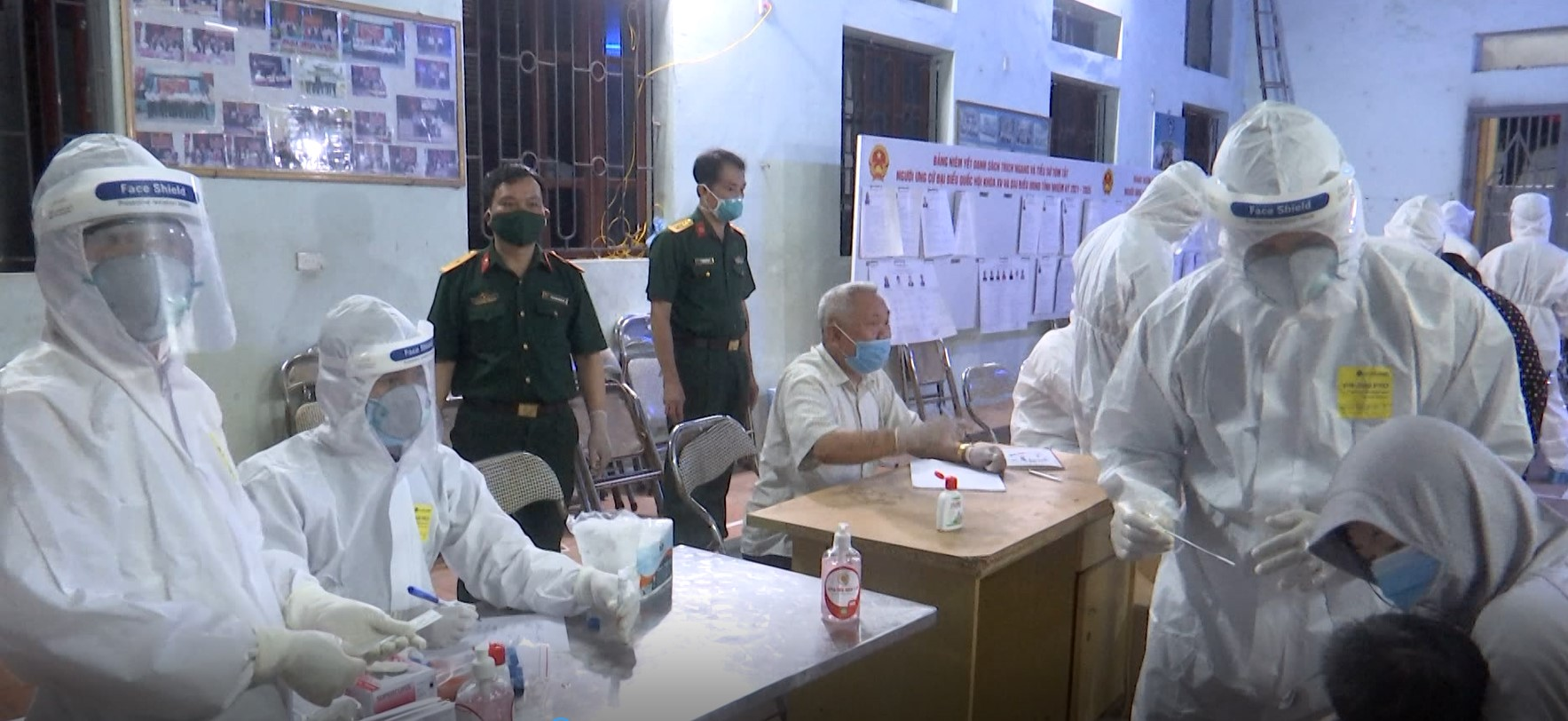 Bắc Ninh: Giãn cách xã hội toàn bộ huyện Thuận Thành từ 14h ngày 9/5 - Ảnh 1.