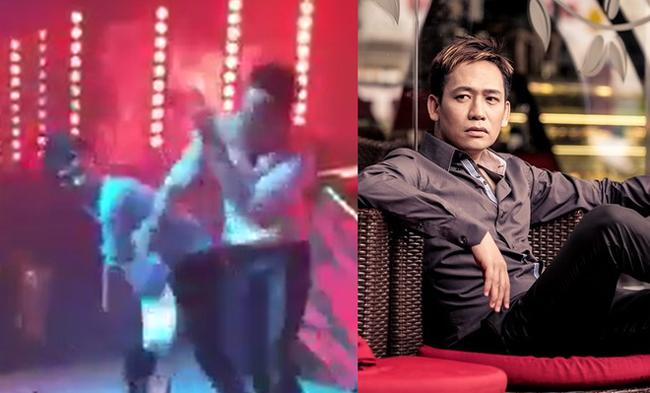 Những lần nghệ sĩ Việt gặp tai nạn hi hữu khi đi diễn tại quán bar - Ảnh 1.