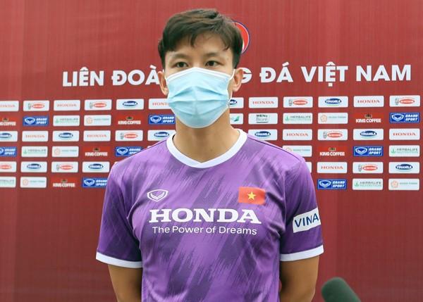 """Quế Ngọc Hải """"lộ"""" mục tiêu ĐT Việt Nam tại vòng loại World Cup - Ảnh 1."""