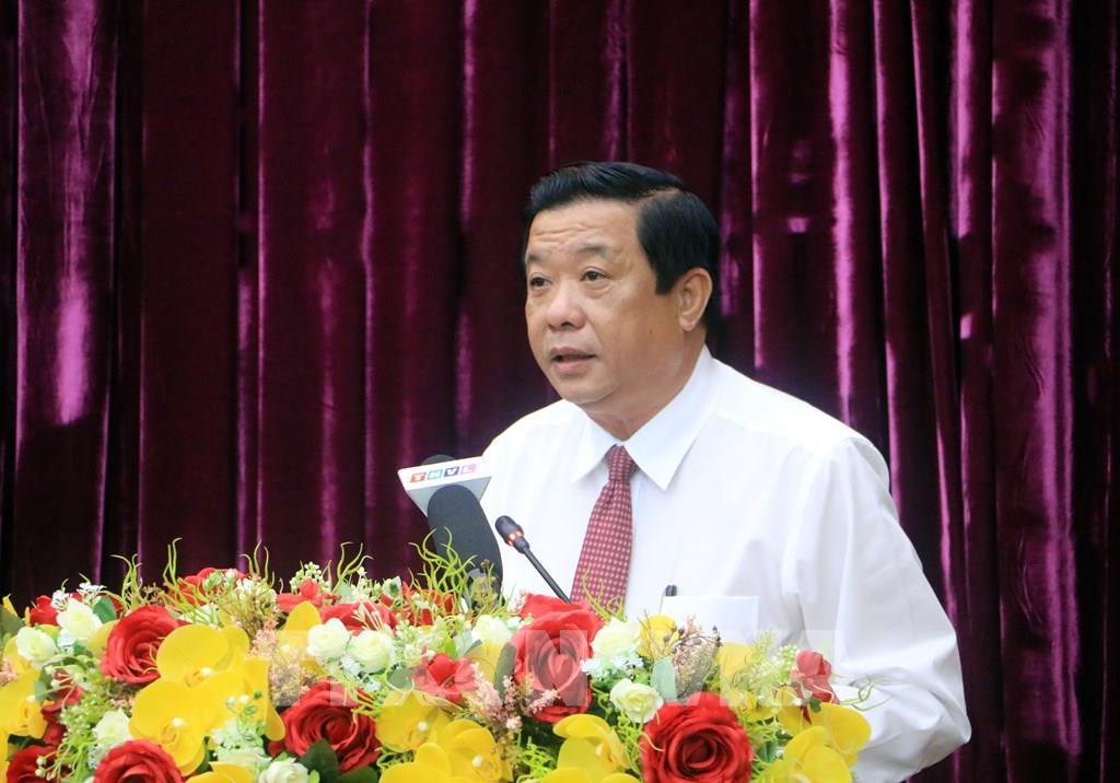 Chân dung 6 Ủy viên Trung ương Đảng được Bộ Chính trị điều động, chuẩn y trong tuần qua - Ảnh 2.