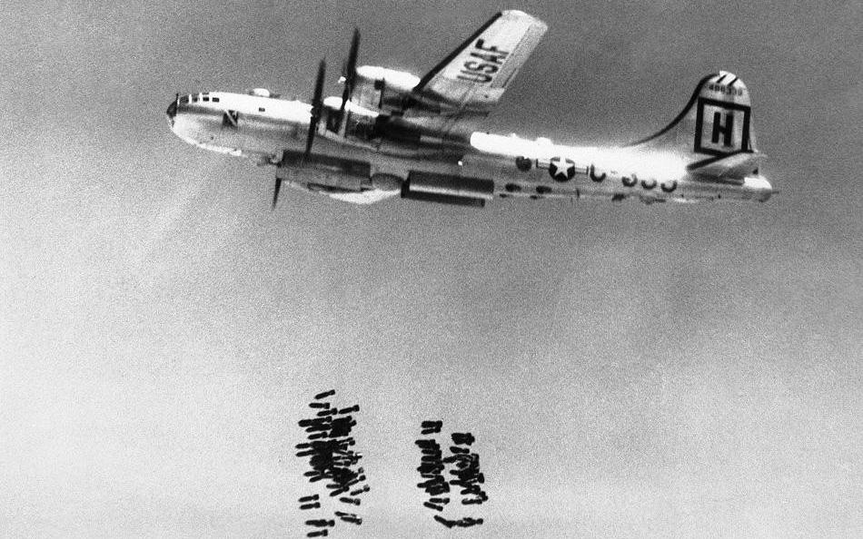 Hình ảnh về chiến tranh Triều Tiên không thể quên với người Mỹ