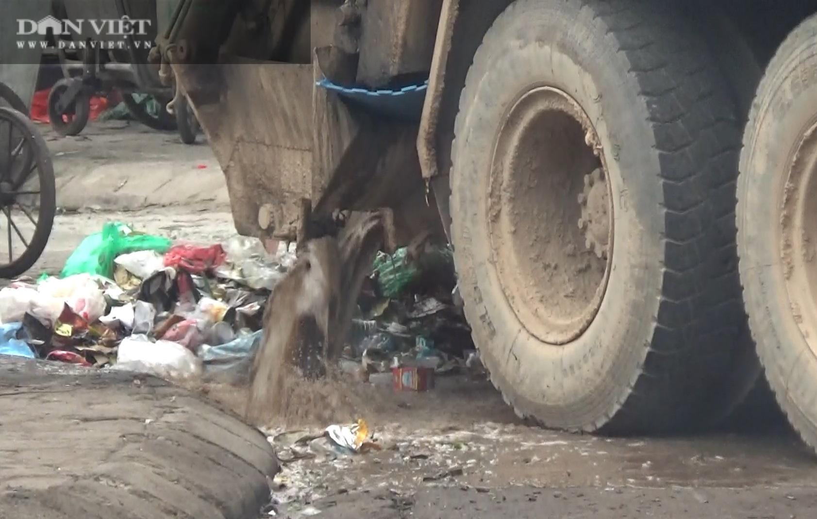 Bài 2: Tràn lan hình ảnh gây ô nhiễm của các công ty bảo vệ môi trường giữa thủ đô - Ảnh 3.