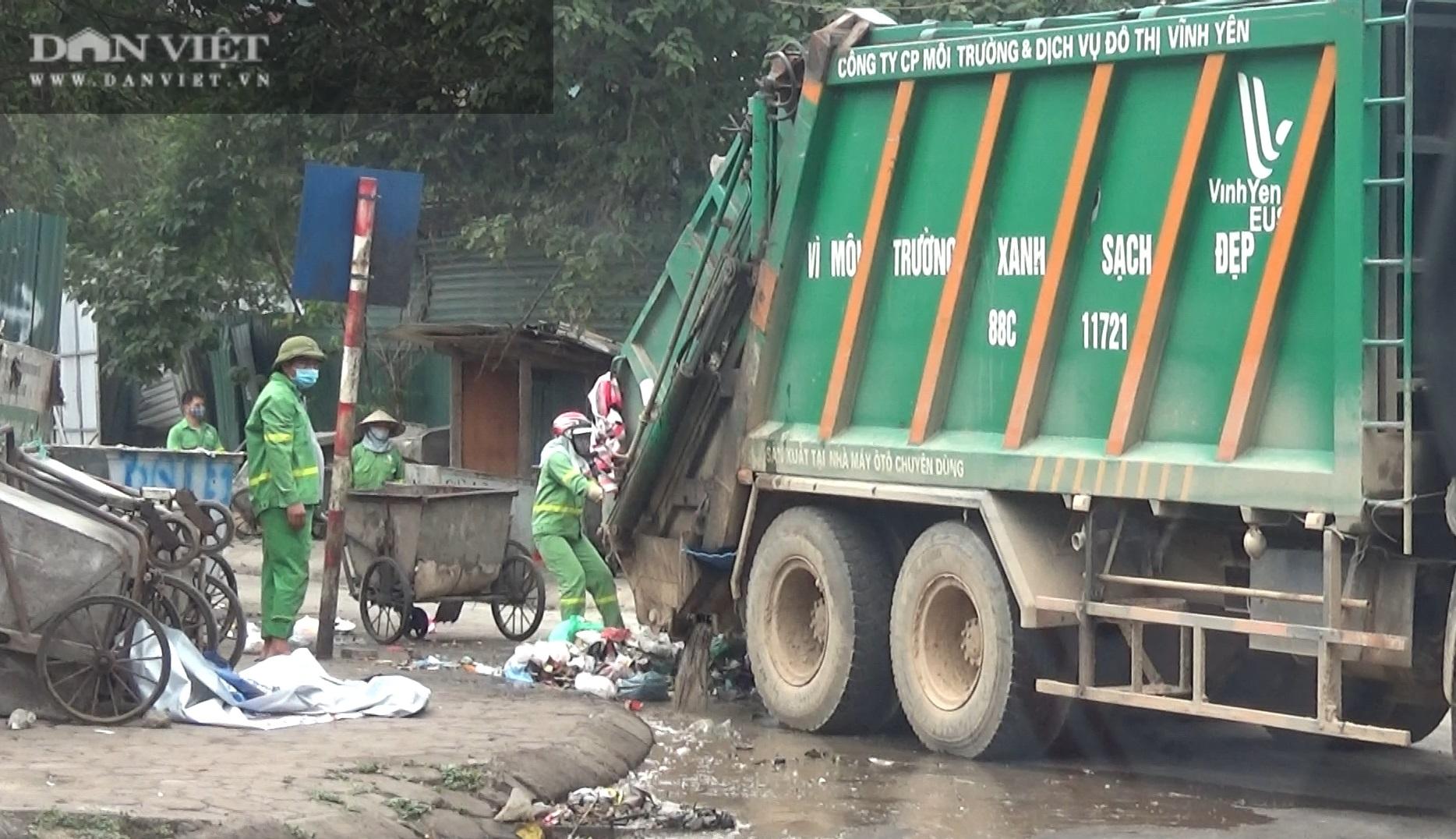 Bài 2: Tràn lan hình ảnh gây ô nhiễm của các công ty bảo vệ môi trường giữa thủ đô - Ảnh 4.