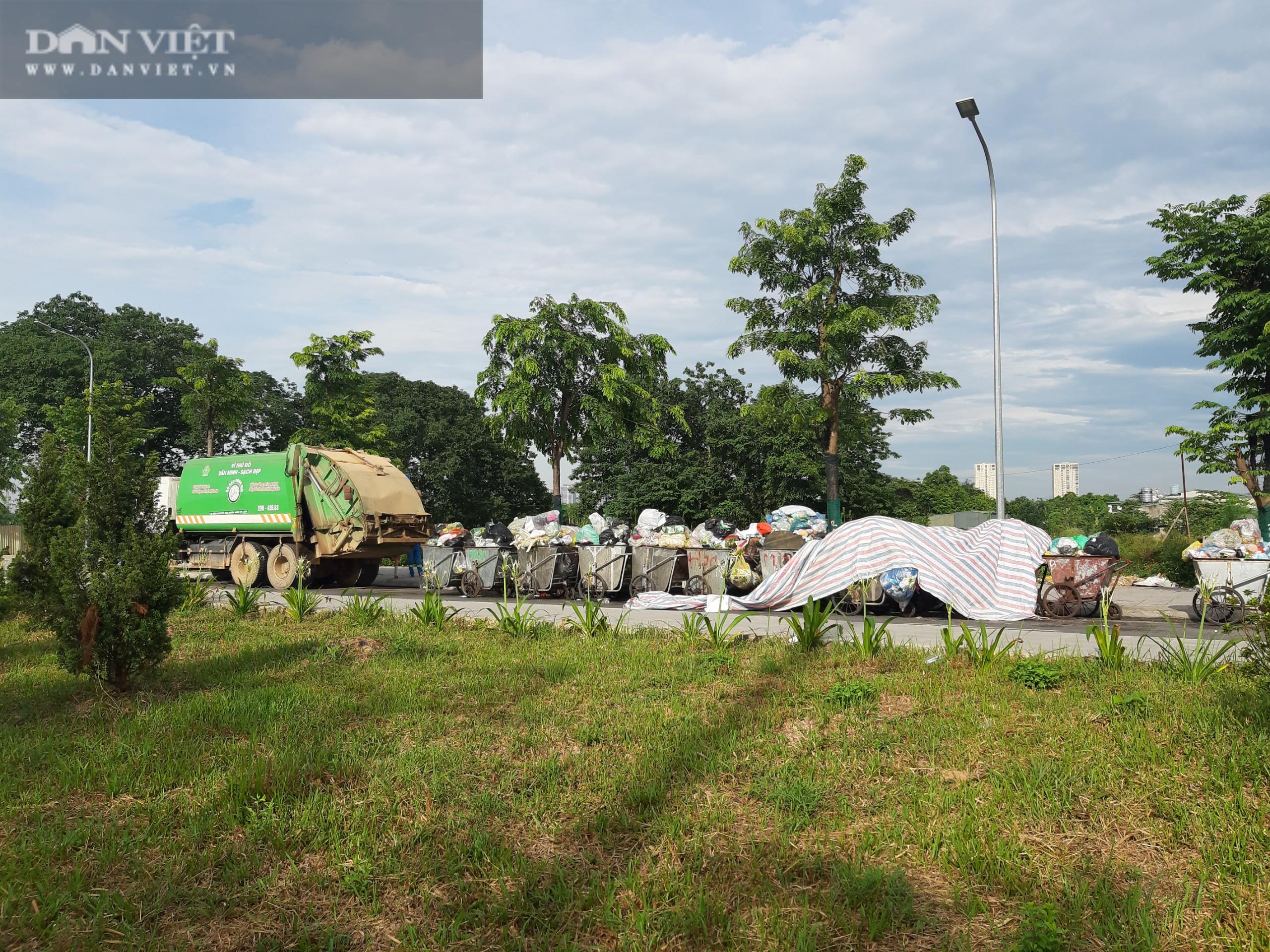 Bài 2: Tràn lan hình ảnh gây ô nhiễm của các công ty bảo vệ môi trường giữa thủ đô - Ảnh 7.