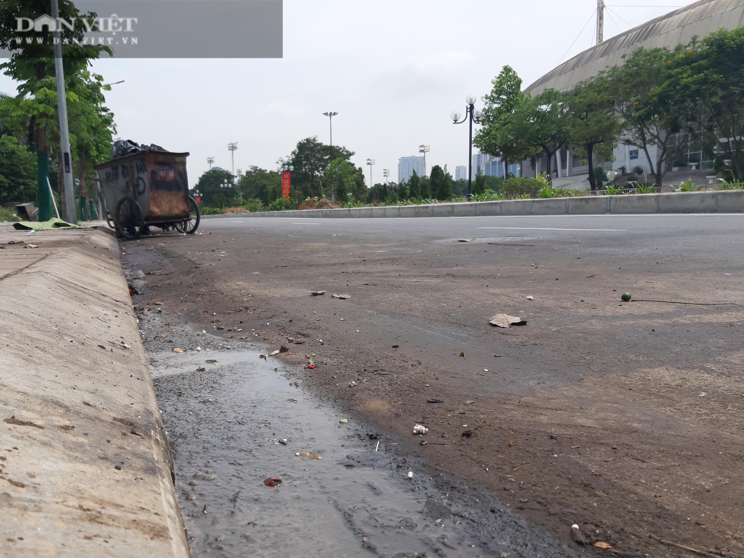 Bài 2: Tràn lan hình ảnh gây ô nhiễm của các công ty bảo vệ môi trường giữa thủ đô - Ảnh 8.