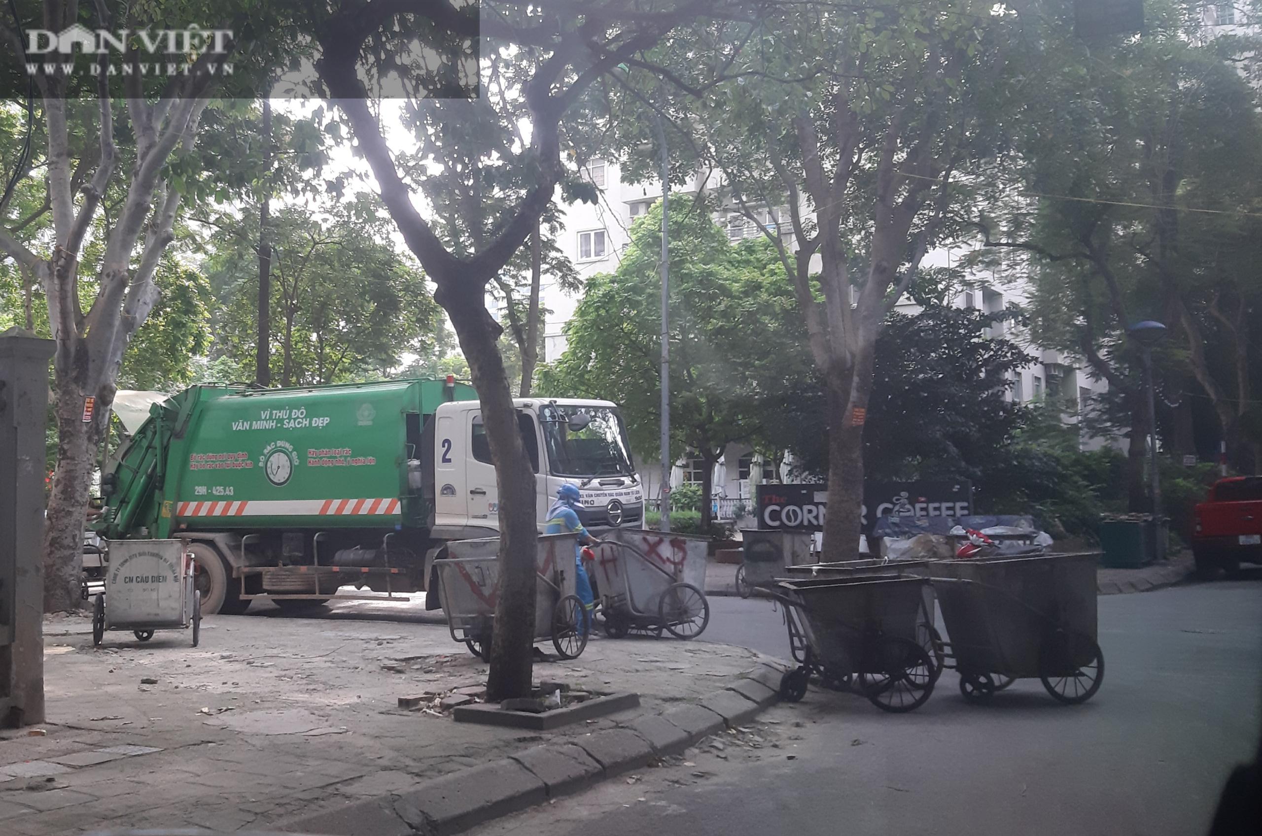 Bài 2: Tràn lan hình ảnh gây ô nhiễm của các công ty bảo vệ môi trường giữa thủ đô - Ảnh 9.