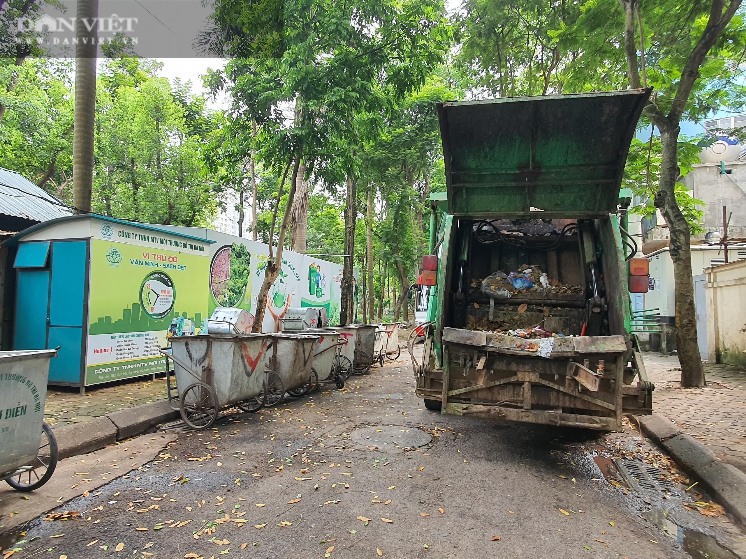 Bài 2: Tràn lan hình ảnh gây ô nhiễm của các công ty bảo vệ môi trường giữa thủ đô - Ảnh 10.