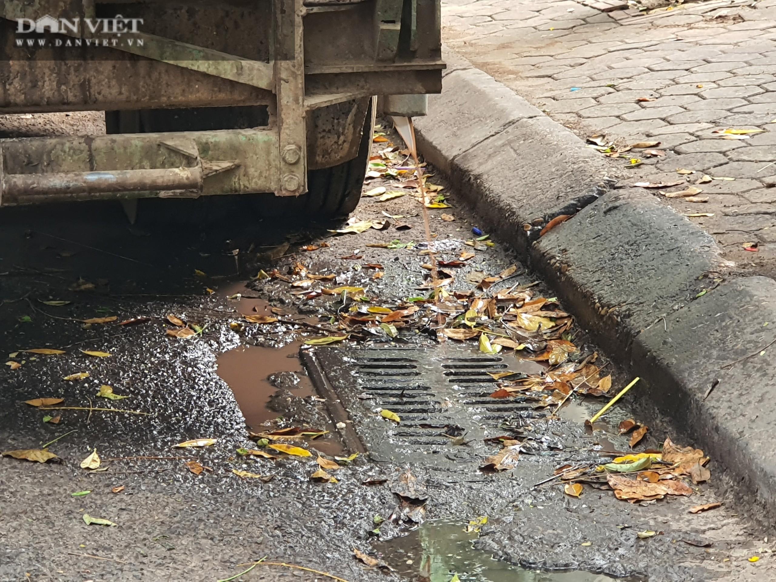 Bài 2: Tràn lan hình ảnh gây ô nhiễm của các công ty bảo vệ môi trường giữa thủ đô - Ảnh 11.
