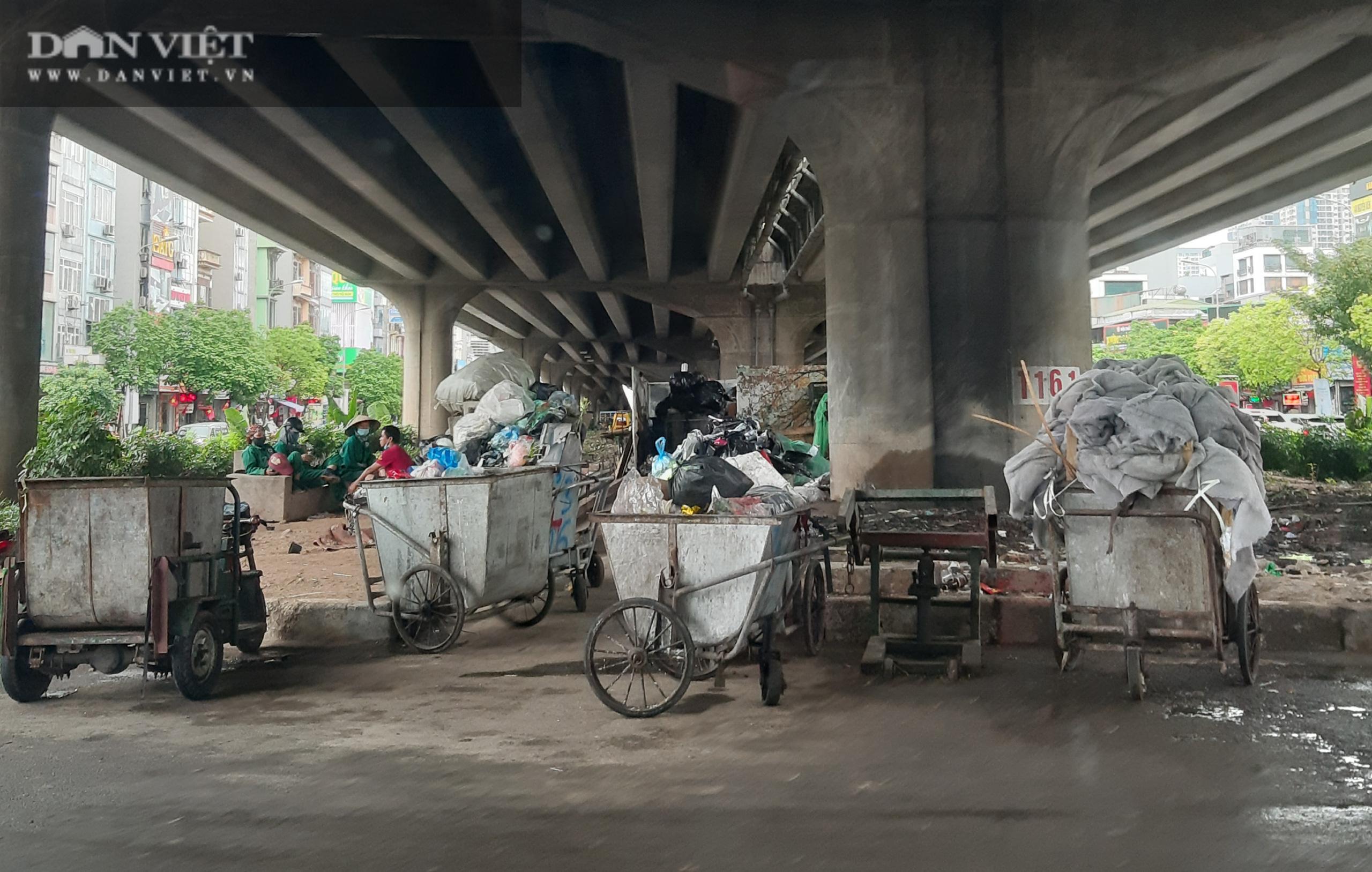 Bài 2: Tràn lan hình ảnh gây ô nhiễm của các công ty bảo vệ môi trường giữa thủ đô - Ảnh 18.