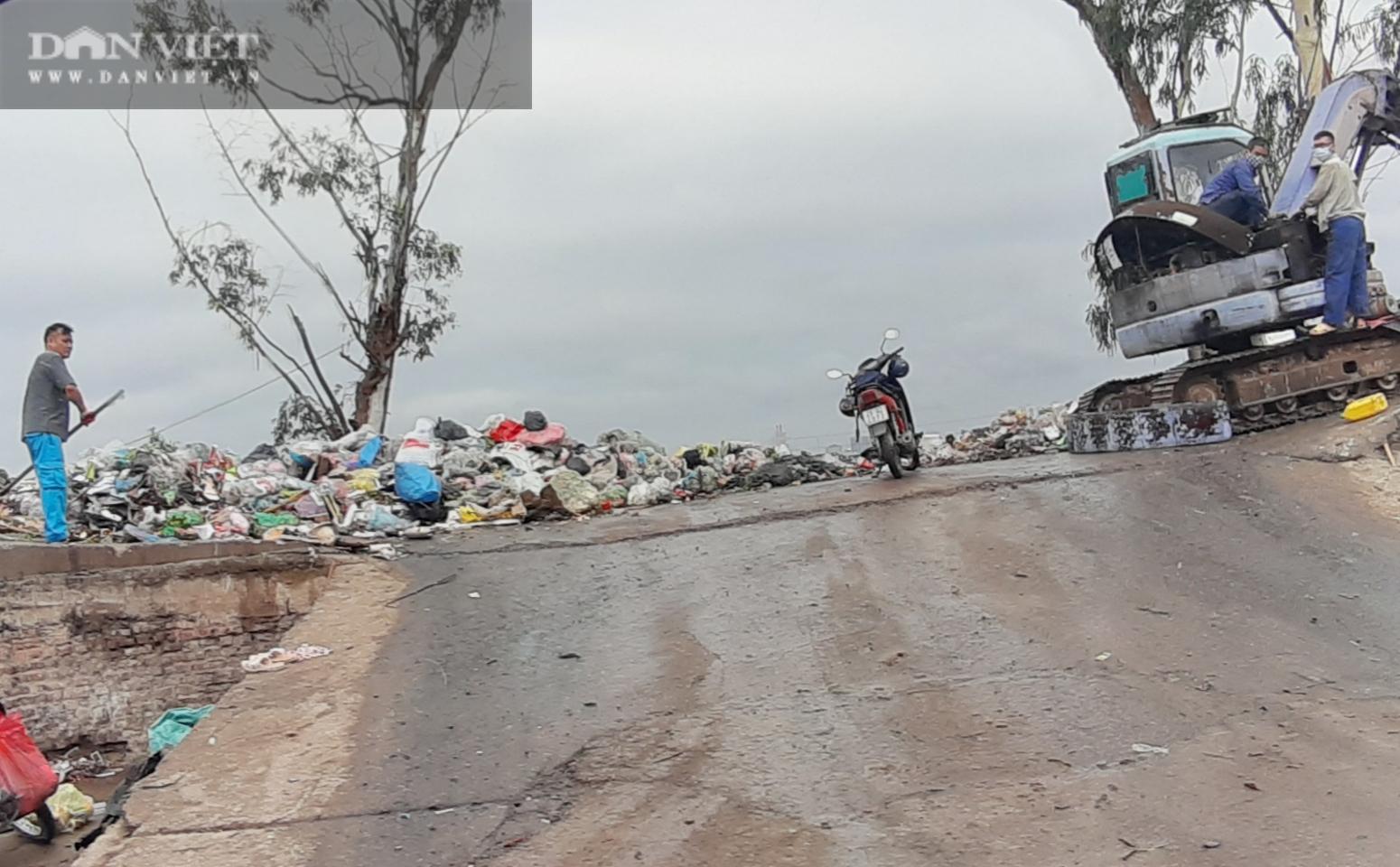 Bài 2: Tràn lan hình ảnh gây ô nhiễm của các công ty bảo vệ môi trường giữa thủ đô - Ảnh 22.
