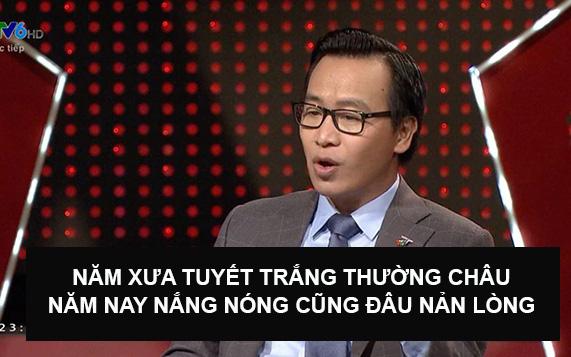 """Loạt câu nói """"cực mặn"""" của BLV Tạ Biên Cương - Khắc Cường"""