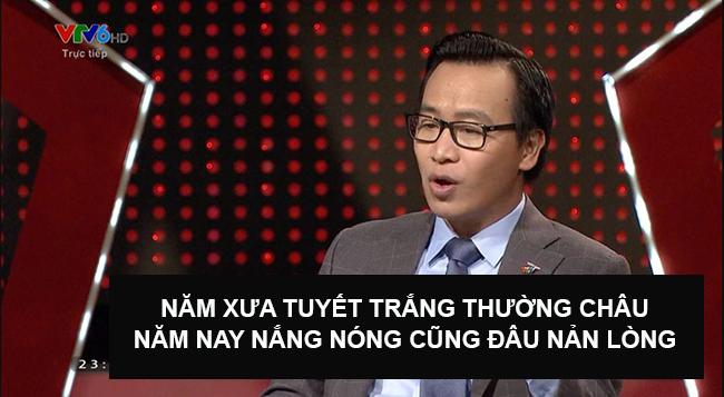 """Loạt câu nói """"cực mặn"""" của BLV Tạ Biên Cương - Khắc Cường - Ảnh 3."""