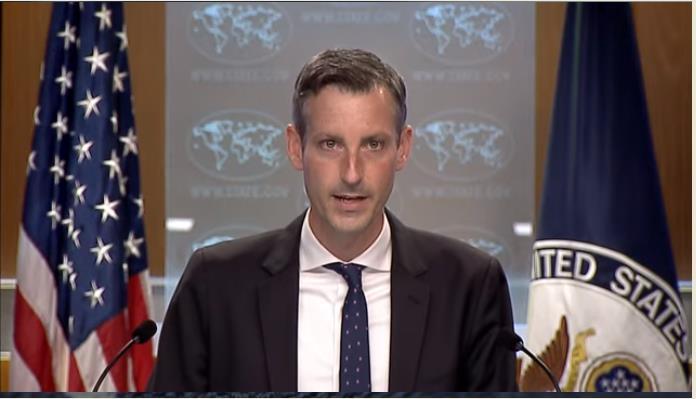Mỹ muốn cải thiện quan hệ với Triều Tiên thông qua ngoại giao - Ảnh 1.