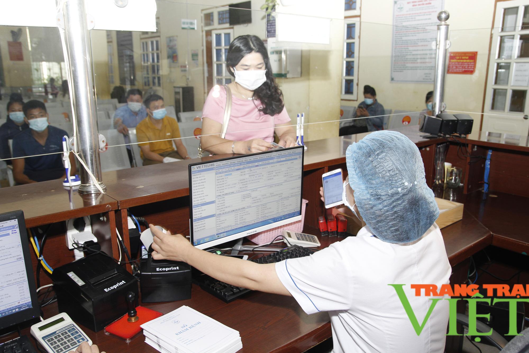 Sử dụng hình ảnh thẻ BHYT trên ứng dụng VssID: Nhiều tiện lợi trong khám, chữa bệnh - Ảnh 1.